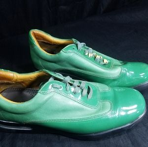 Cole Haan Nike Air Conner Green Shoe Sz 13